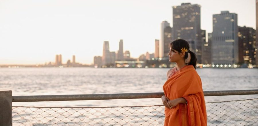 Neeta Jain worries in the US about her family in India (Image provided by Author)