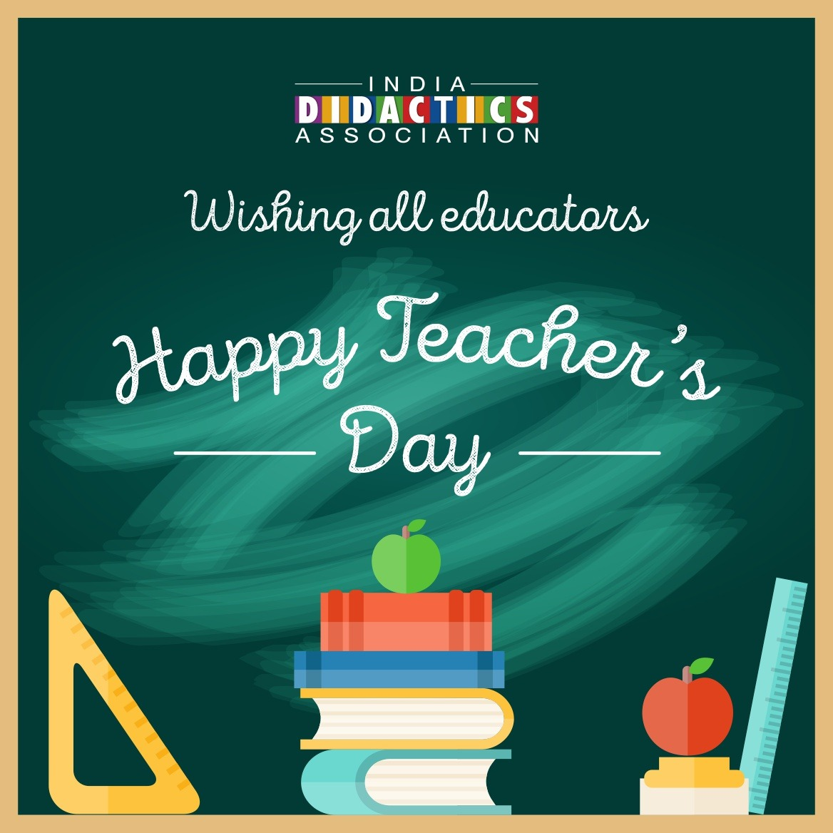 Wishing All Educators A Happy Teacher S Day