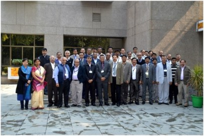 Group photograph of the participants