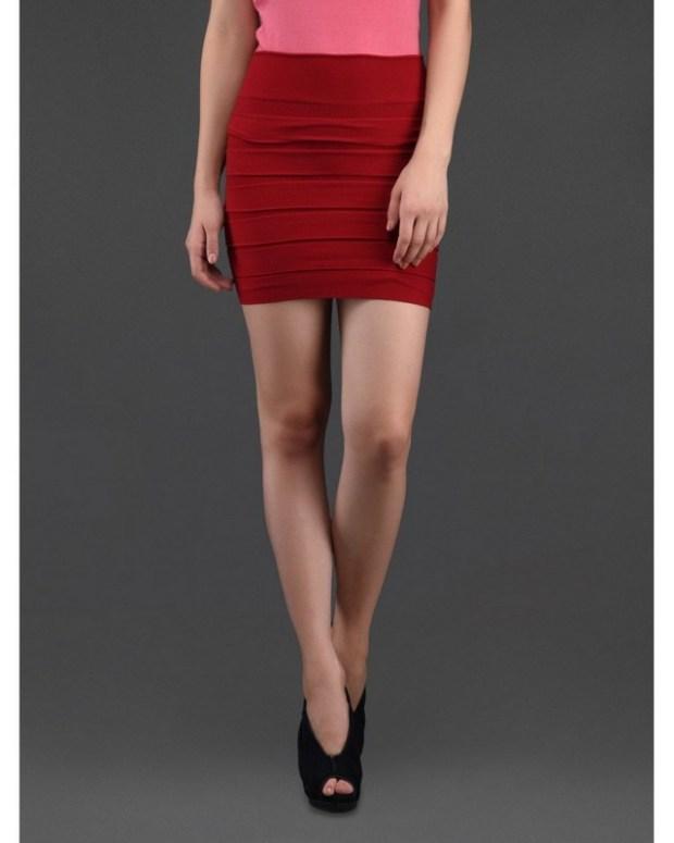 skirt cum top