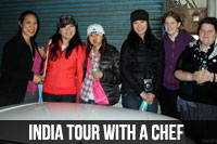 India Tour With A Chef