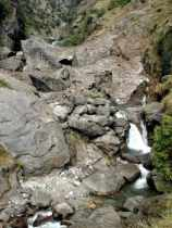 Dharmkot waterfall, Mcleodganj trekking tours in India