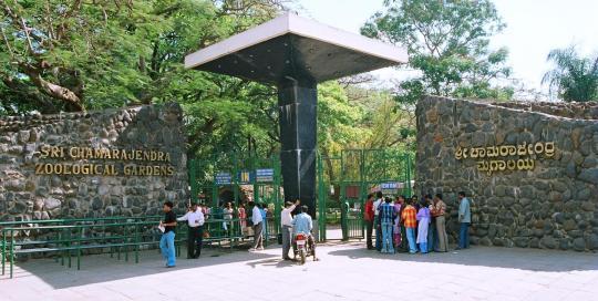 Sri Chamarajendra Zoological Garden, Mysore