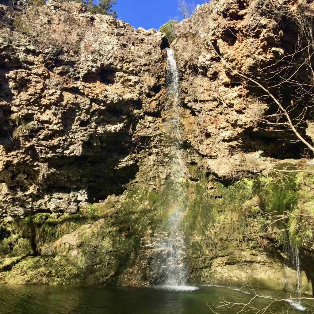 Natural Falls Oklahoma