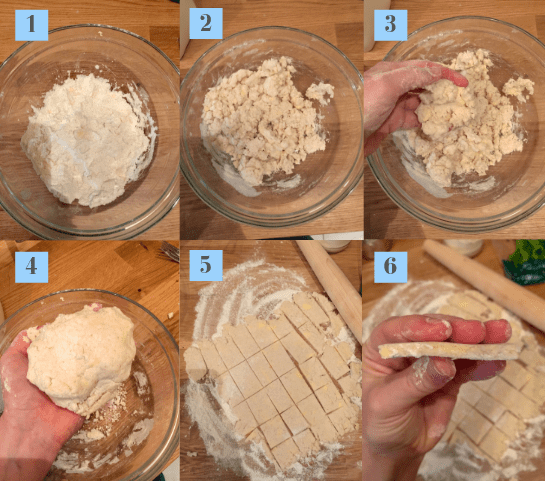 How to Make Gluten Free Dumplings
