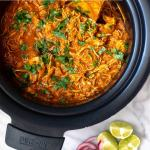 SLOW COOKER or INSTANT POT CHICKEN TINGA