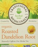 Roasted Dandelion Tea