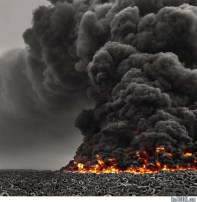Burning-Tyres-Pollution