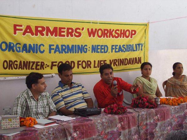 Ongoing Organic Farming Workshop