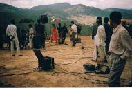 Film Shooting with Pooja Bhatt, near Ooty (Tamil Nadu, India)