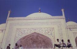 Taj Mahal, Agra (Uttar Pradesh, India)