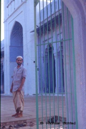 Gyan Vapi mosque, Benares (Uttar Pradesh, India)