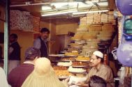 Market in Peshawar (Pakistan)