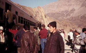 Khyber Pass train (Pakistan)