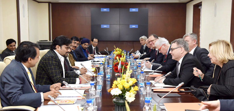 India Ropes in Czech, Russia for Heavy Industry Tech Transfer