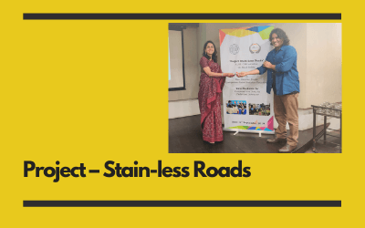 Project – Stain-less Roads