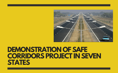 DEMONSTRATION OF SAFE CORRIDORS PROJECT IN SEVEN STATES