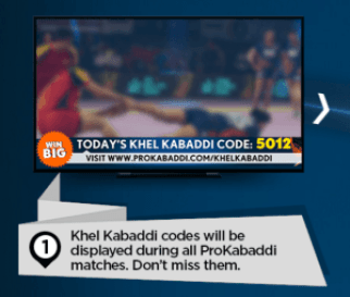 Star Sports Khel Kabaddi– Watch The Match Daily, Collect Heroes And Win Upto Rs 50,000 Gift Vouchers