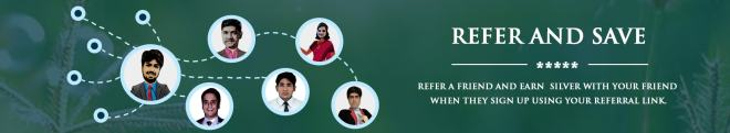 Jindal Bullion Refer & Earn