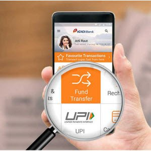 ICICI iMobile Loot Free Rs 100 Amazon Gift Voucher On First Time Fund Transfer