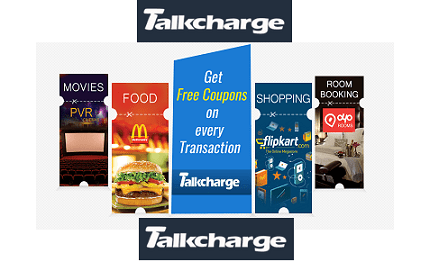 Talkcharge Add Money offer