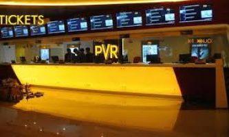 Pvr Cinemas Offer