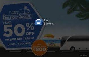 Mobikwik Bus Offer