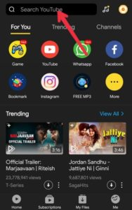 snaptube video download app
