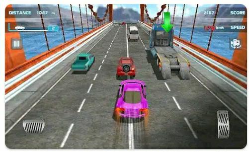 Turbo driving racing 3