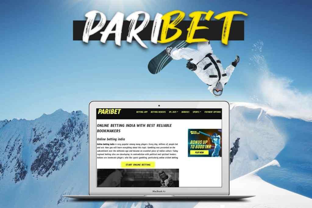 Pari bet - sports betting site