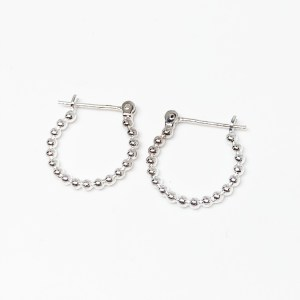 Argolla Beads Silver