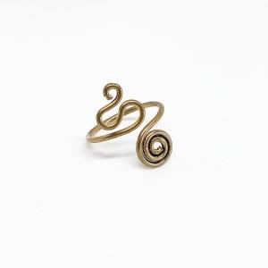 Anillo Espiral 1