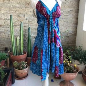 Vestido Gypsy Wave