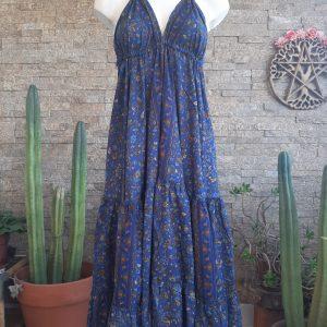 Vestido Gypsy Wildflower Ocean