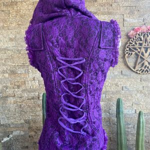 Bolero Steampunk Violeta