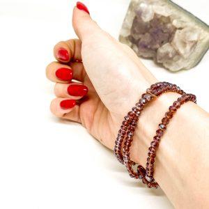 Collar Cristales Kalahari