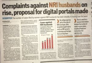 NRI Husbands Complaint