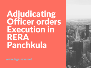 Execution of AO Orders
