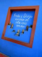 Frida y Diego Casa Azul