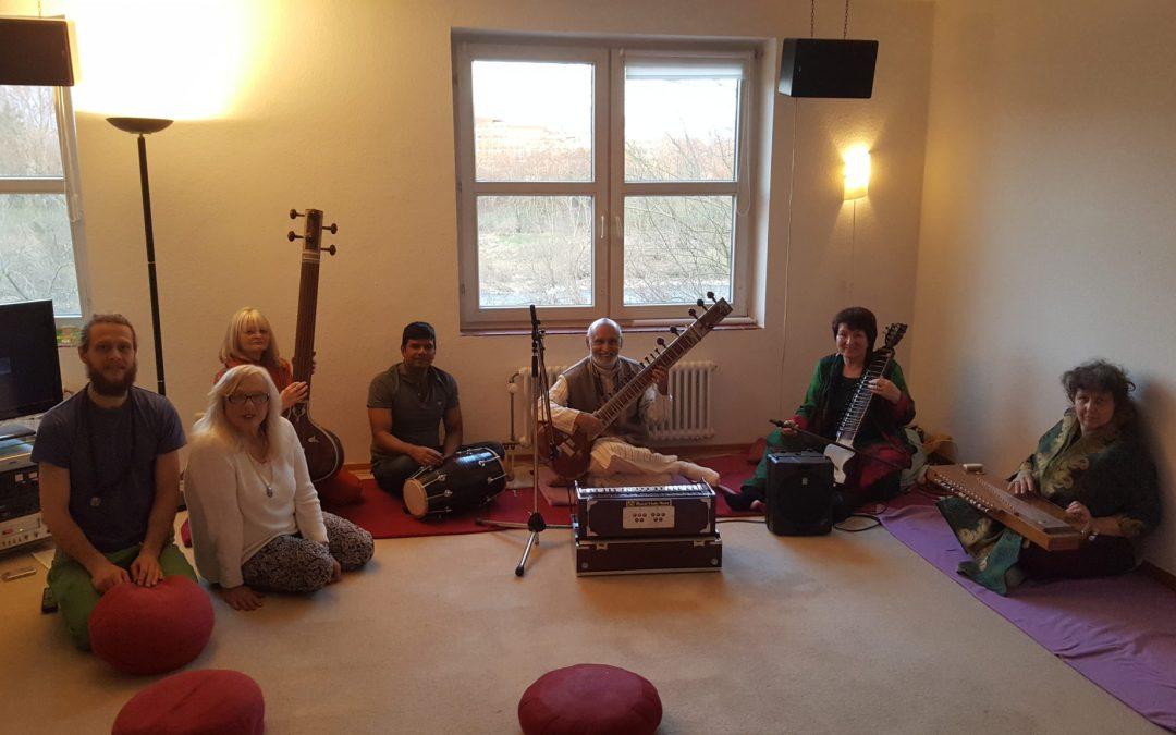 Gurupurnima, vollmond, Fest in Osho Mahabodhi Meditationszentrum, Heidelberg: Samstag 28.07.2018