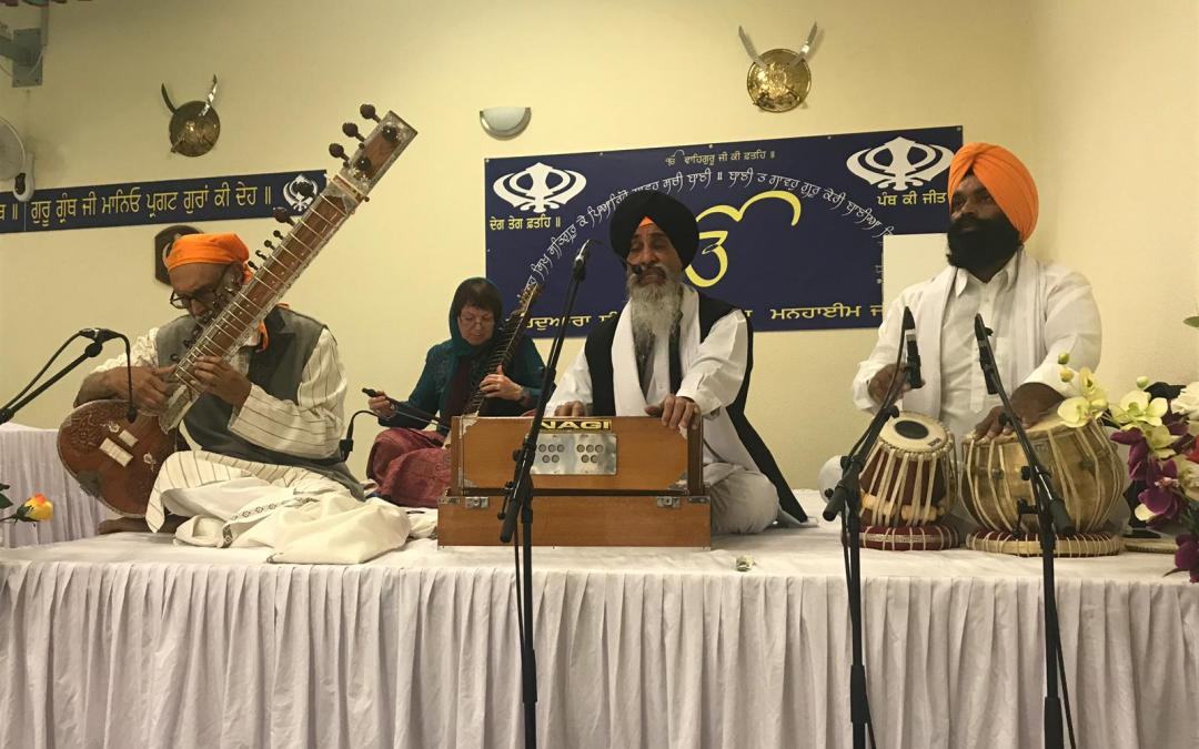 Guru Nanak's 550th Birthday Celebration, Sunday, 17.11.2019 in Gurudwara, Mannheim, Germany