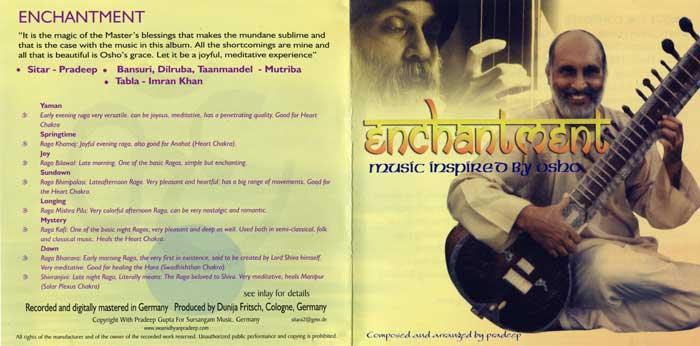 CD Titel Enchantment