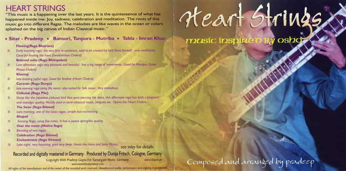 CD Titel Heart Strings