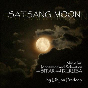 11. Dez. 2013: Veröffentlichung der Meditations CD SATSANG MOON
