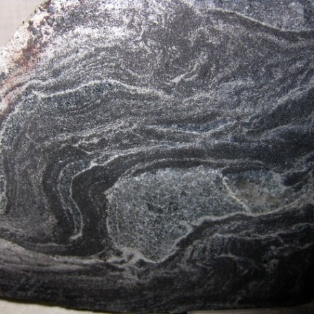 Fossil Precambrian Banded Iron Stromatolite from Jackson County Wisconsin