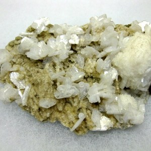 Stilbite Mineral Specimen from Oregon
