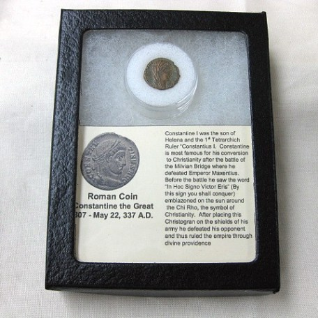Genuine Constantine the Great Roman Coin