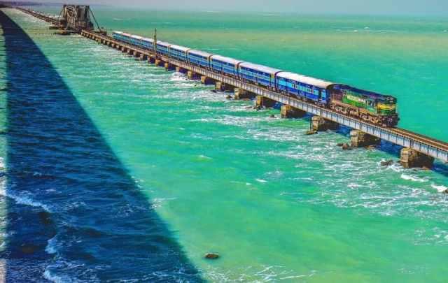stunning railway bridges in india