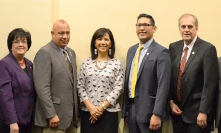 NCIA Executive Director and staff met with members of the State Tribal relations committee