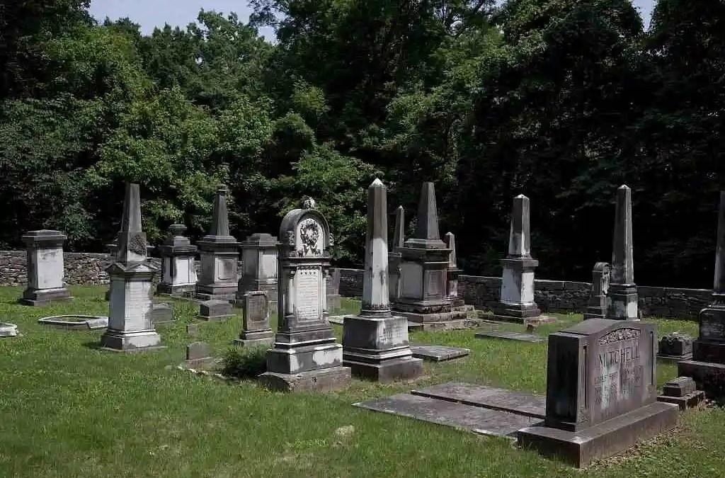 Black Cemetery, Lexington Indiana